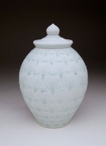 Adam Field Lidded Jar