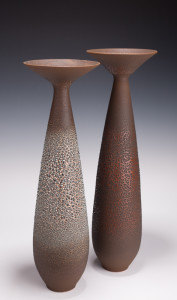 Vases by Mary Fox
