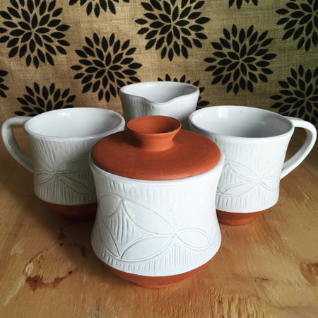 Osa Atoe Coffee Set
