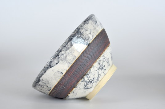 Hedy Yang Marbled Bowl with Chatter